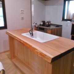 造り付けキッチン・ハンガーラック・下駄箱・洗面台